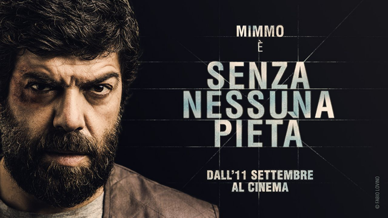 Senza nessuna pietà: teaser trailer e poster del film in concorso a Venezia
