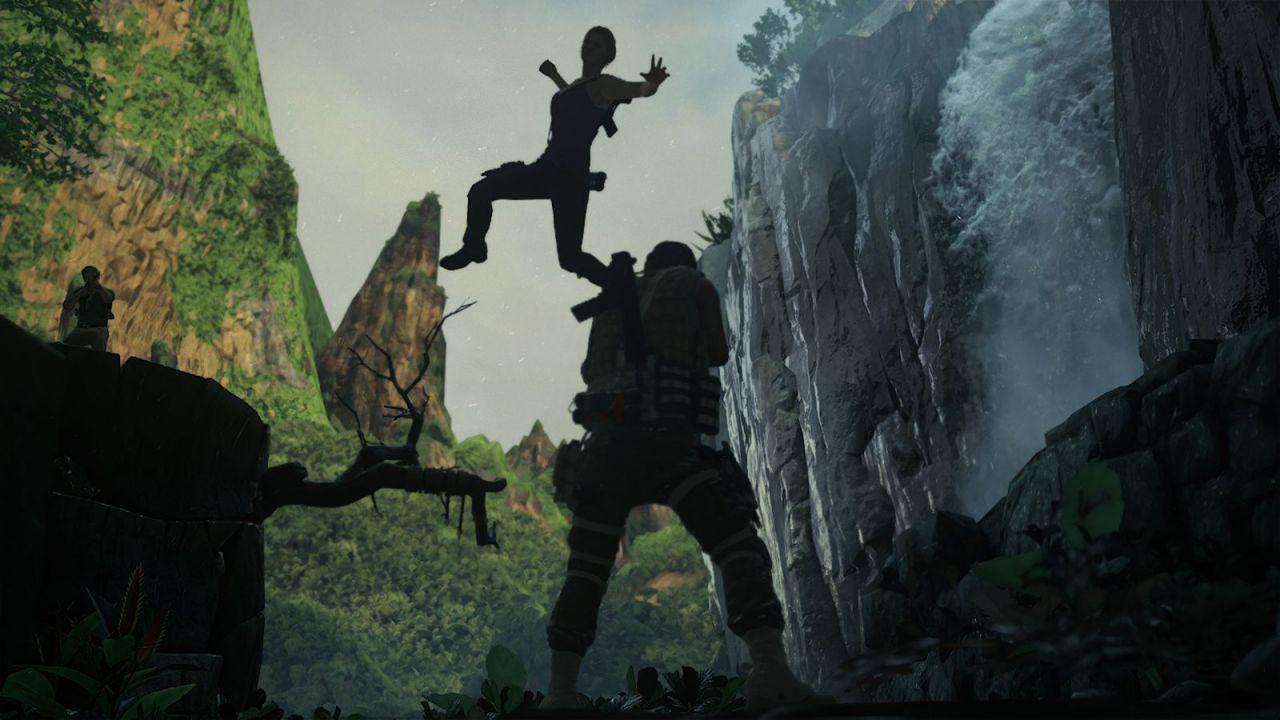 Sequenze spettacolari ci attendono nella campagna di Uncharted 4