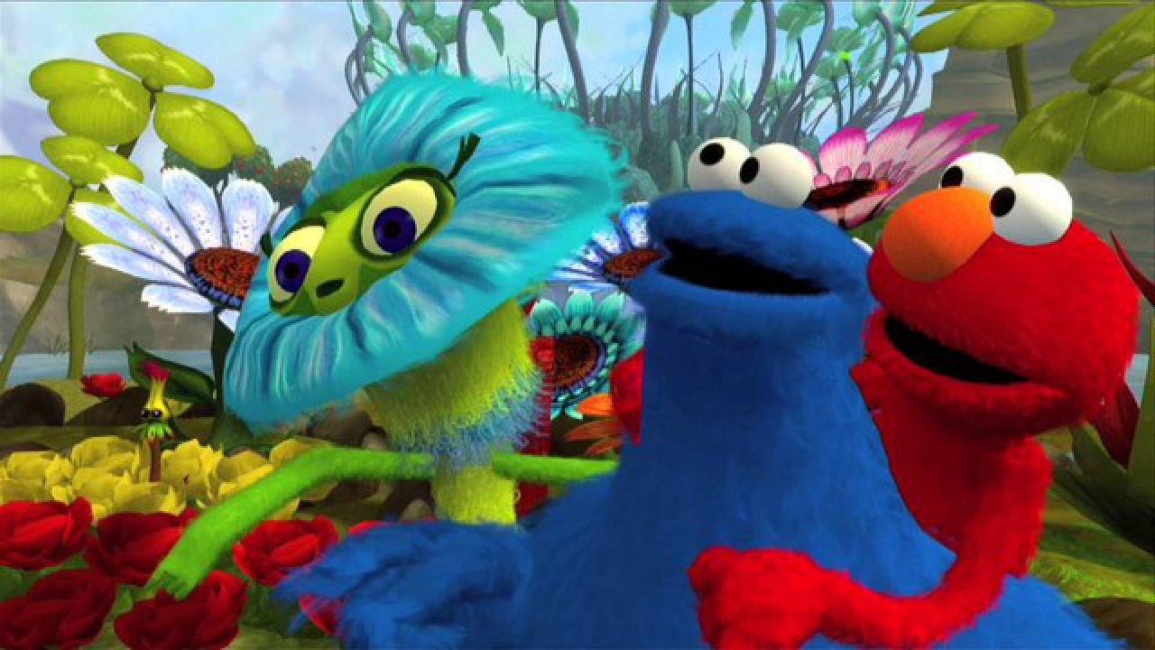 Sesame Street: C'era una volta un mostro: disponibile la demo su Xbox Live