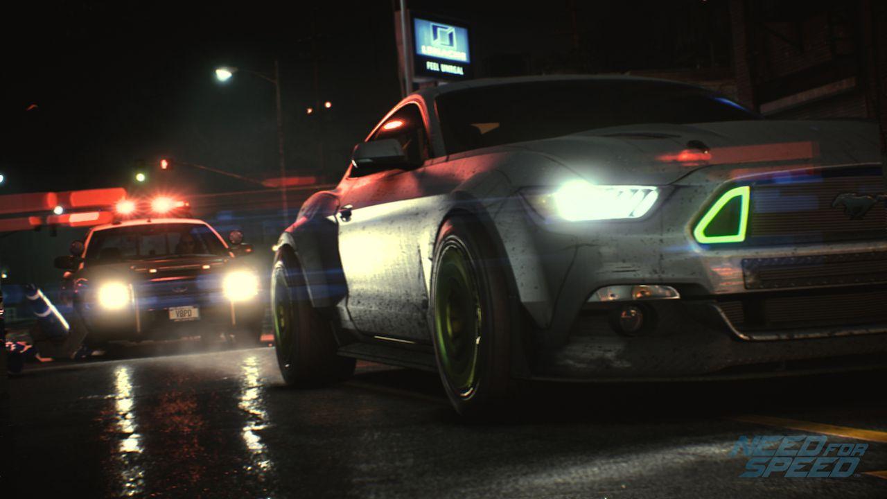 Sfreccia con Need for Speed: nuove immagini e dettagli sul gioco