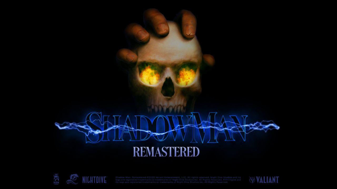 Shadow Man Remastered: l'avventura a tinte oscure arriva su PC e console