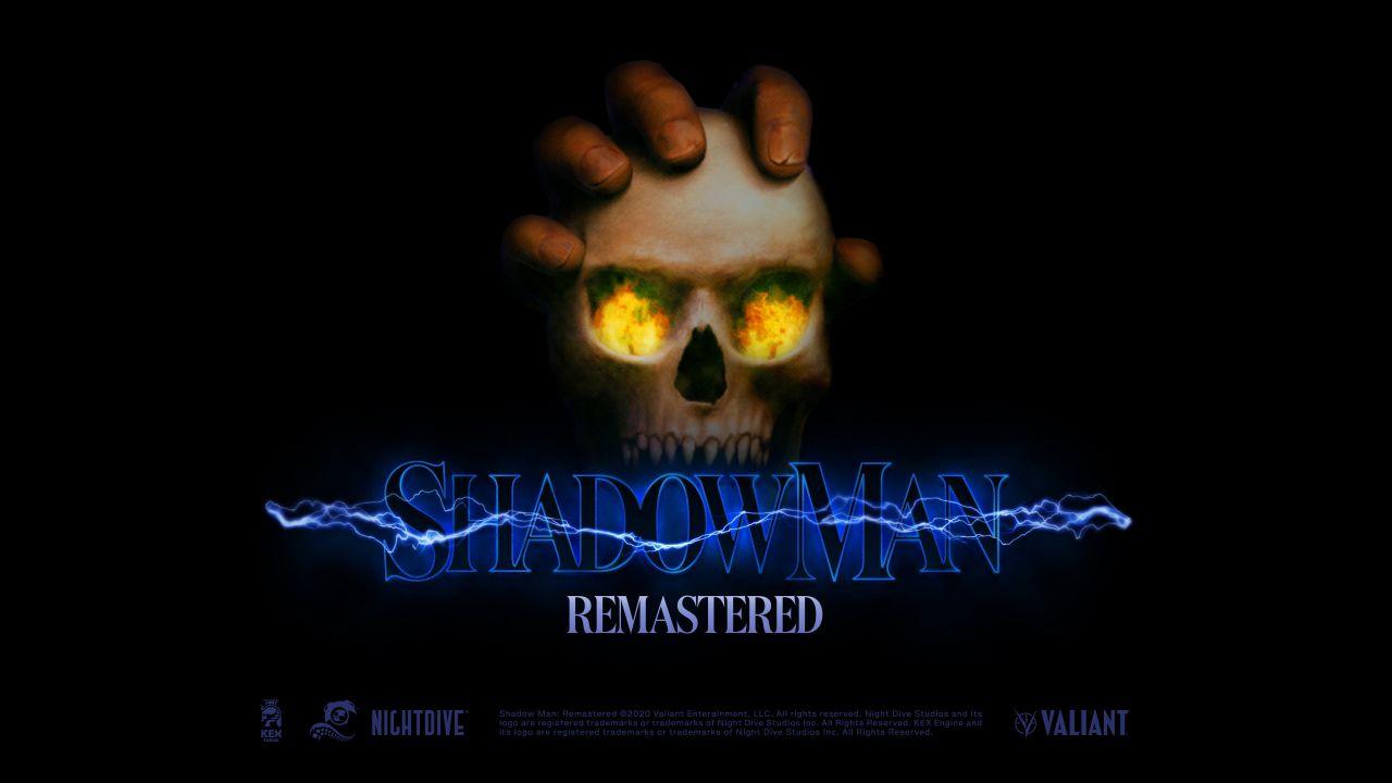 Shadow Man Remastered: il guerriero voodoo sta per tornare, annunciata la data di lancio