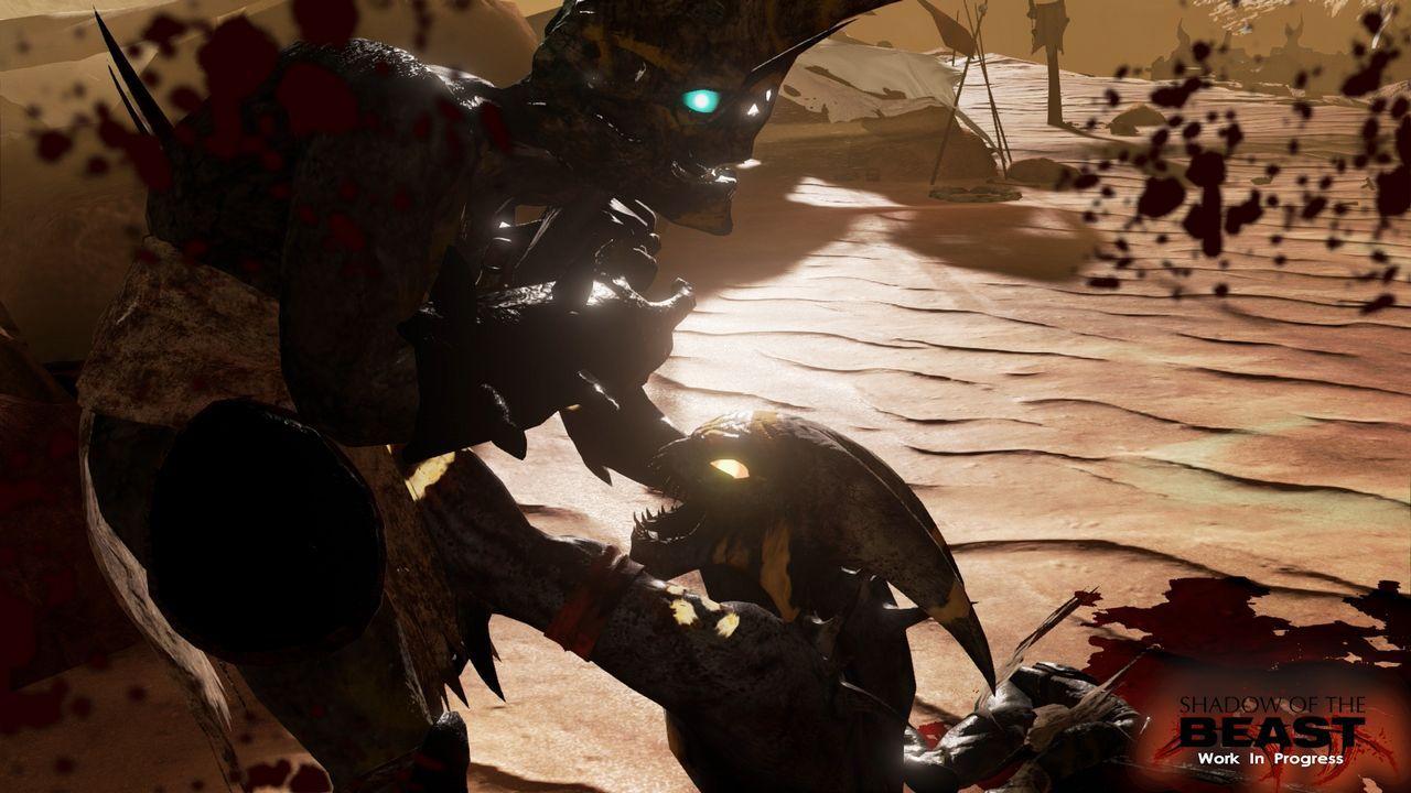 Shadow of the Beast è in pre-alpha: In arrivo nuove informazioni