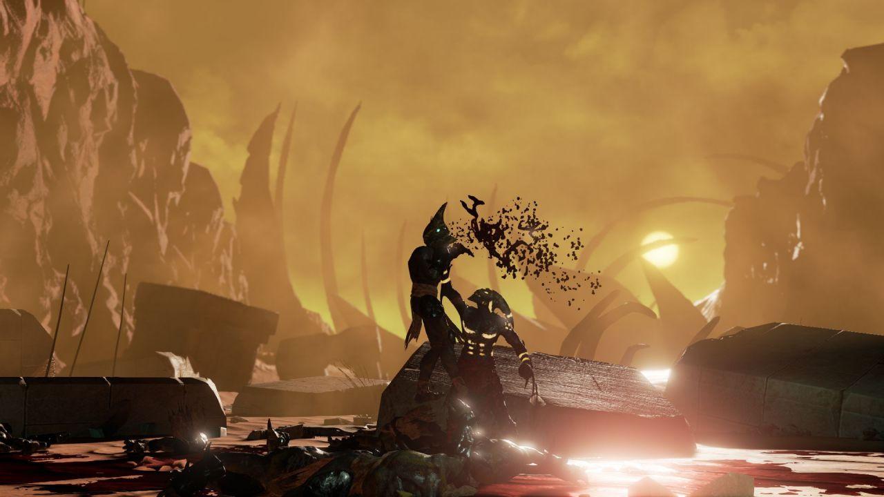 Shadow of the Beast: nuove immagini dall'E3