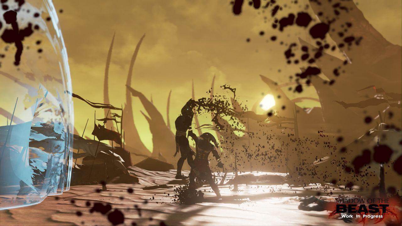 Shadow of the Beast: Pubblicati alcuni artwork