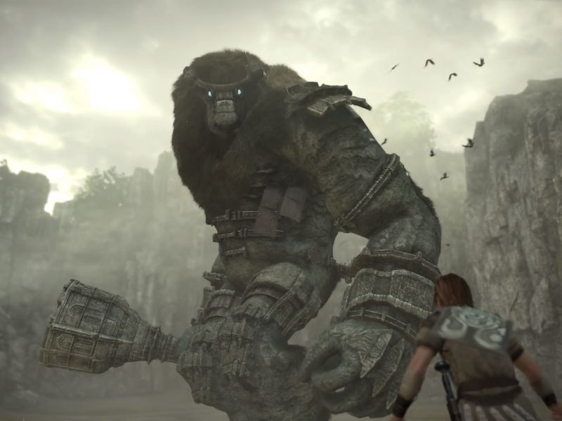 Shadow of the Colossus Remastered: nuovo video dietro le quinte degli sviluppatori