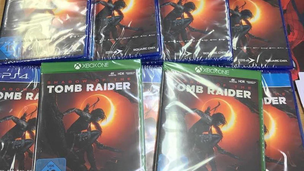 Calendario Dellavvento Gamestop.Shadow Of The Tomb Raider E Gta 5 Tra Le Offerte Del