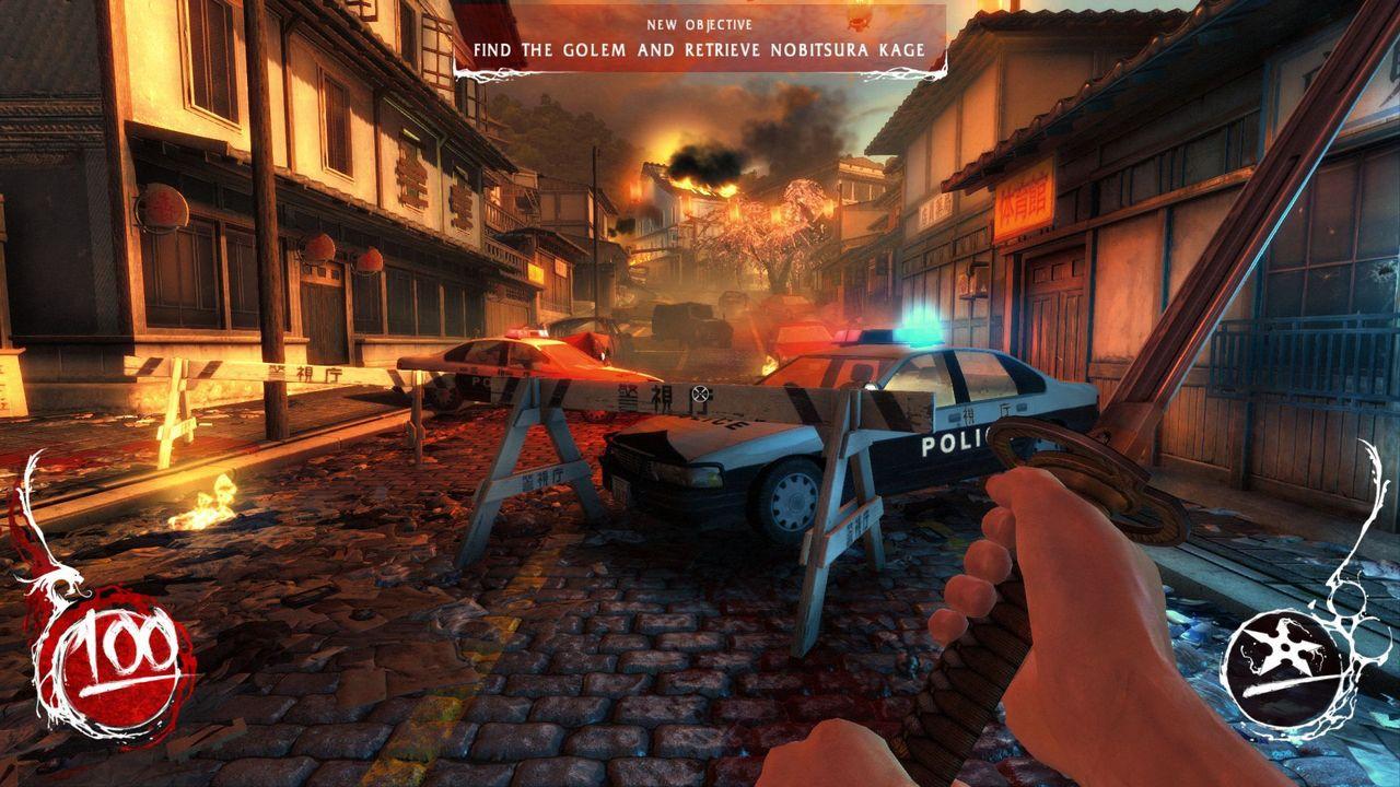 Shadow Warrior: 900p su Xbox One, 1080p su PS4, entrambe a 60fps