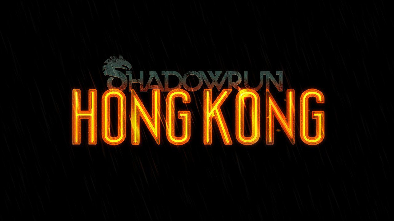 Shadowrun Hong Kong uscirà a fine agosto