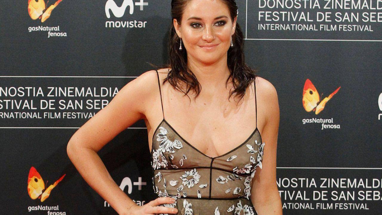 Shailene Woodley pronta per Star Wars: 'Farei perfino la stormtrooper'