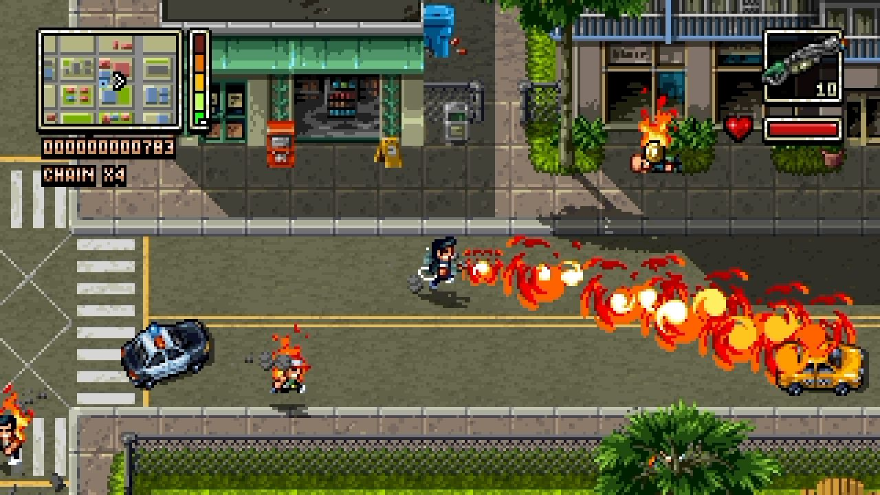 Shakedown Hawaii potrebbe arrivare anche su Nintendo NX
