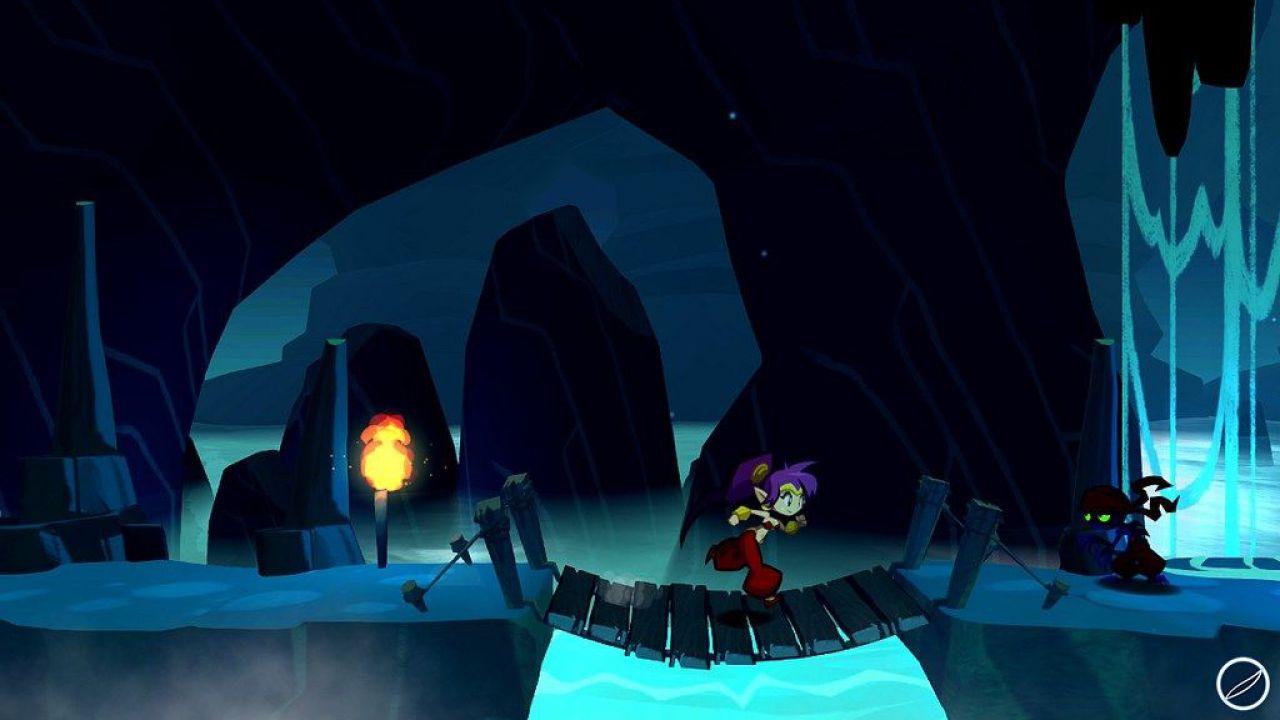 Shantae: Half-Genie Hero annunciato anche su PSVita - non arriverà nessuna versione per 3DS