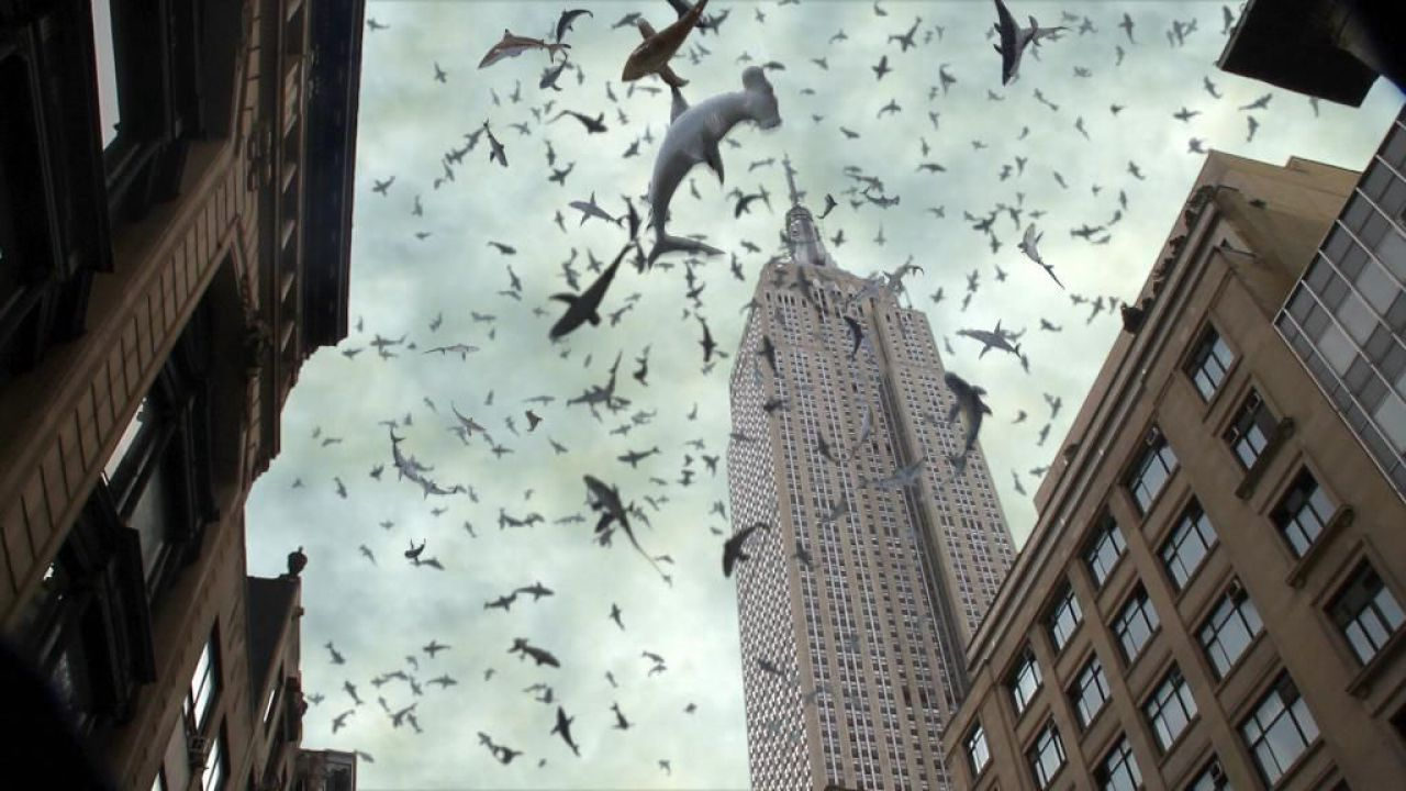 Sharknado: The Second One, teaser trailer dalla pellicola targata Syfy