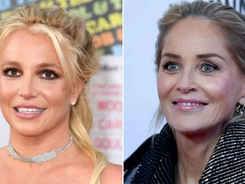 Sharon Stone rivela: 'Britney Spears mi scrisse una lettera chiedendomi aiuto'