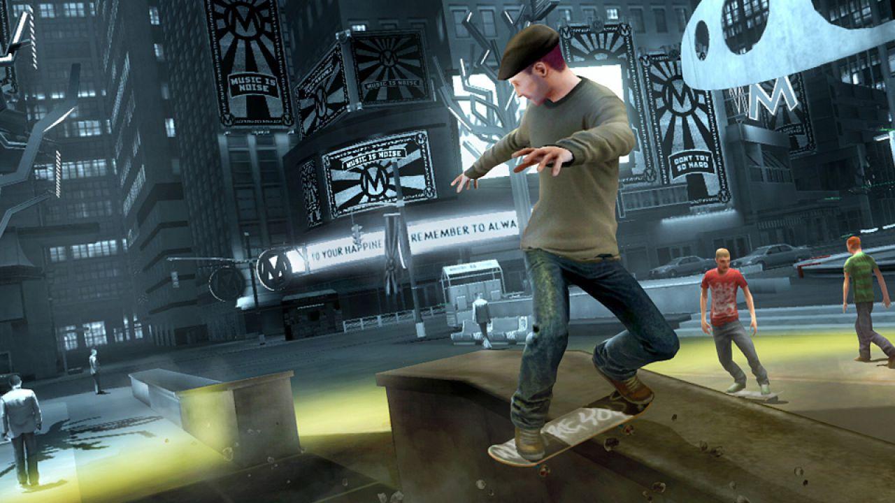 Shaun White Skateboarding filma le 'Sfide'