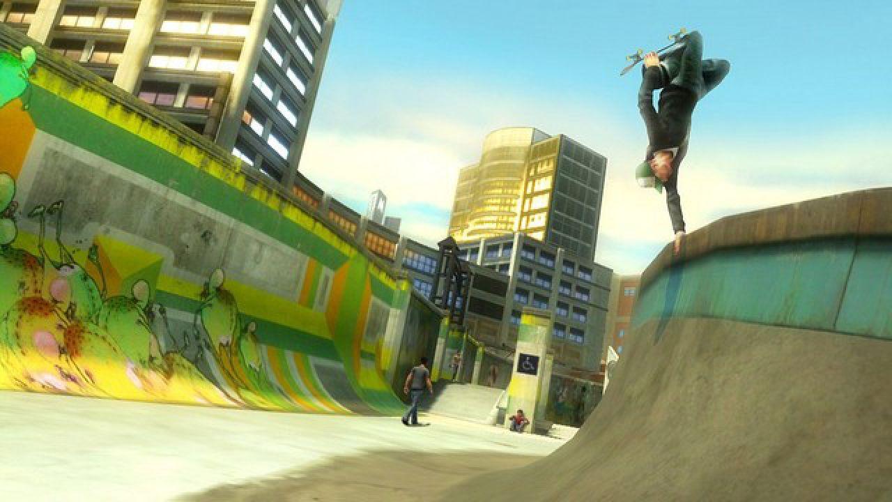 Shaun White Skateboarding in nuove immagini