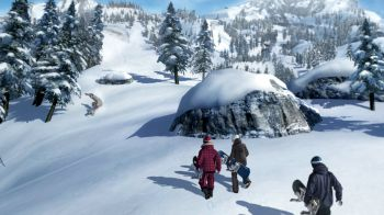 Shaun White Snowboarding entra in fase gold