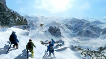 Shaun White Snowboarding è pronto per i negozi