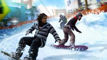 Shaun White Snowboarding: World Stage supporta il Wii Motion Plus