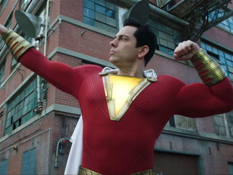 Shazam! Fury of the Gods, Zachary Levi torna in palestra: via agli allenamenti per il film