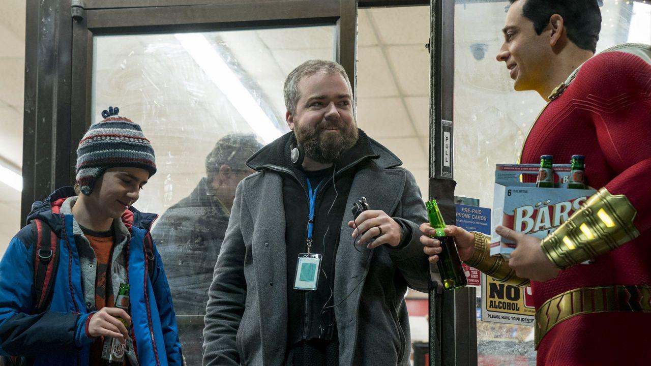 Shazam!: il regista David F. Sandberg felice del responso positivo della critica