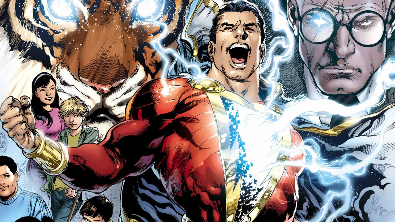 Image result for shazam DC 1280x720