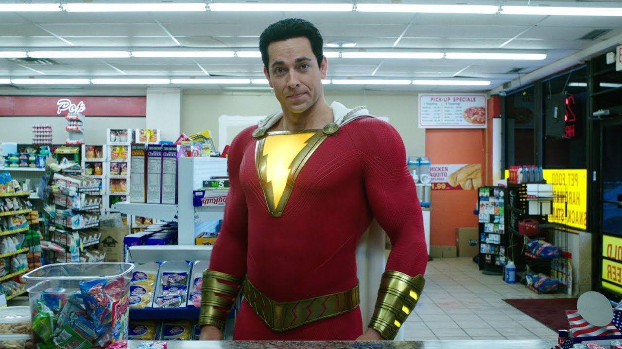 Shazam si unisce alla Justice League nel nuovo banner ufficiale DC Films