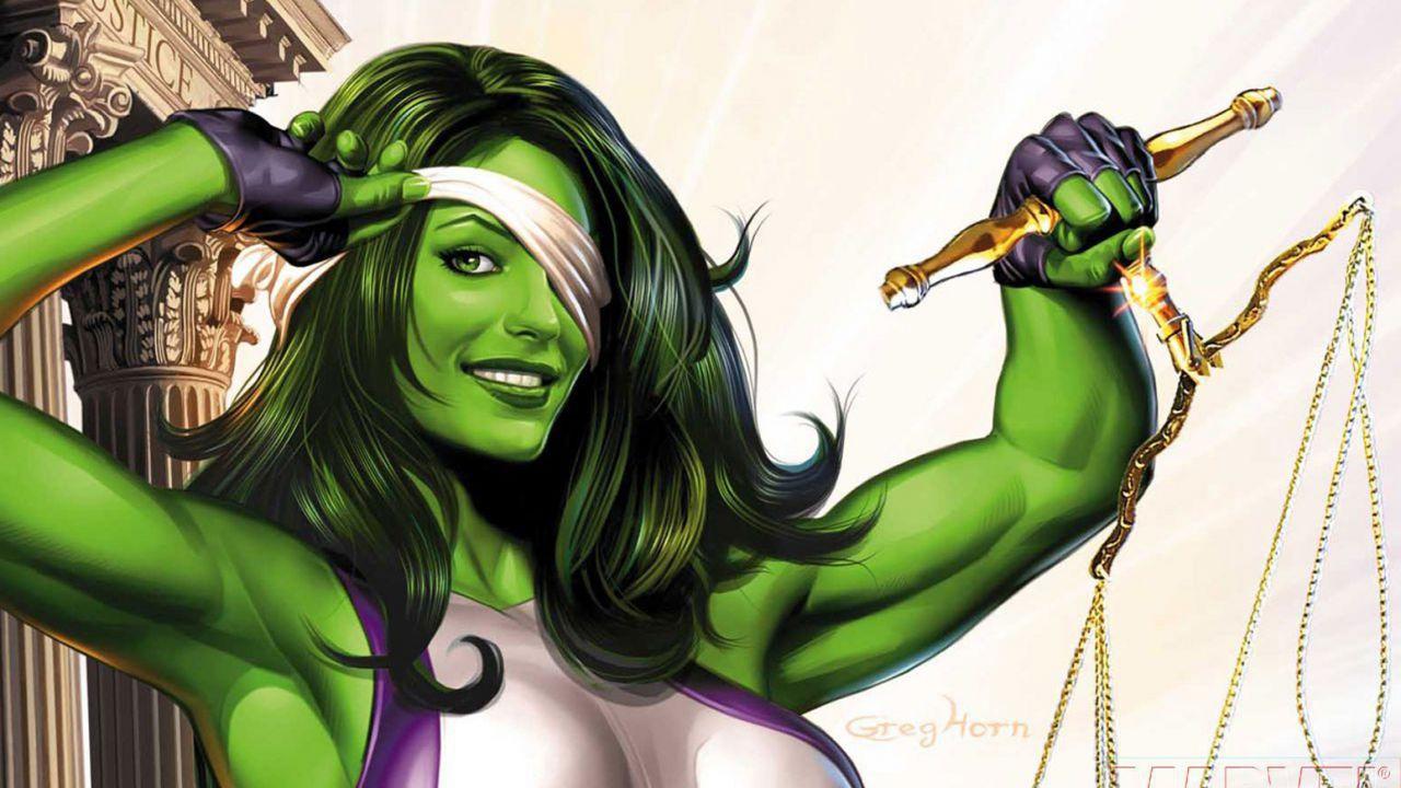 She-Hulk sarà l'avvocato di Peter Parker in Spider-Man 3?