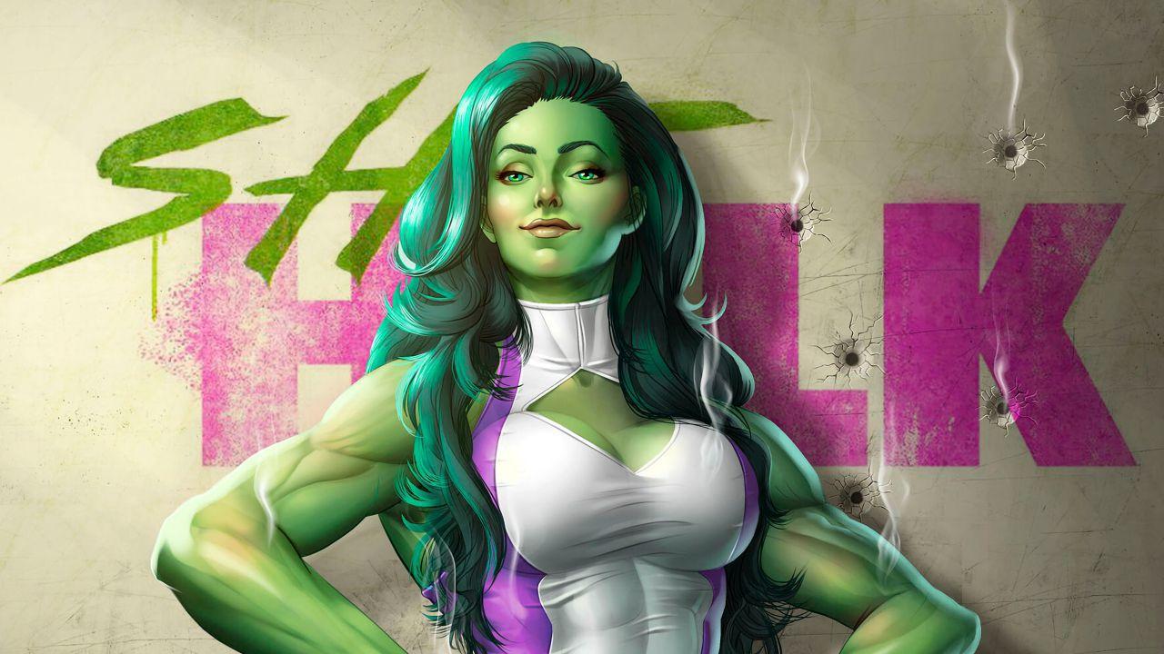 She-Hulk: la sceneggiatura è completa, quando iniziano le riprese?