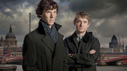 Sherlock, ecco la prima immagine dallo speciale natalizio