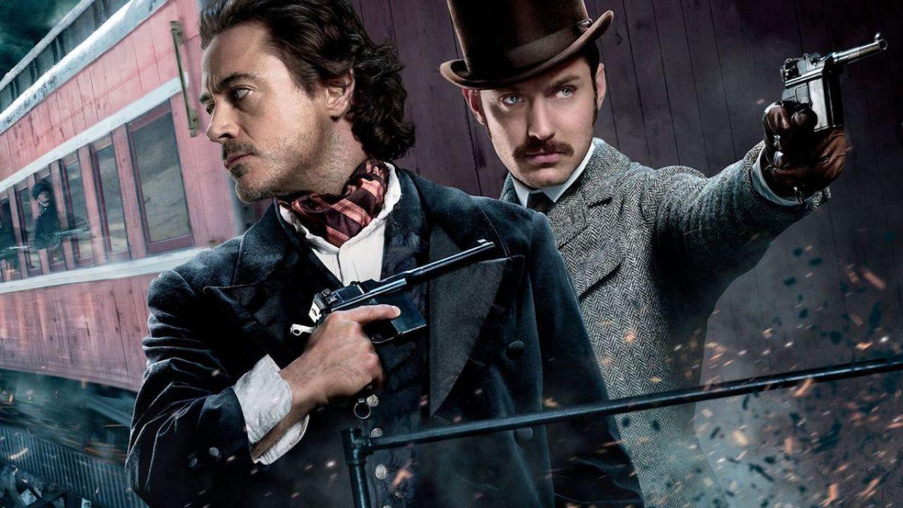 Sherlock Holmes 3: il film posticipato al Natale 2021