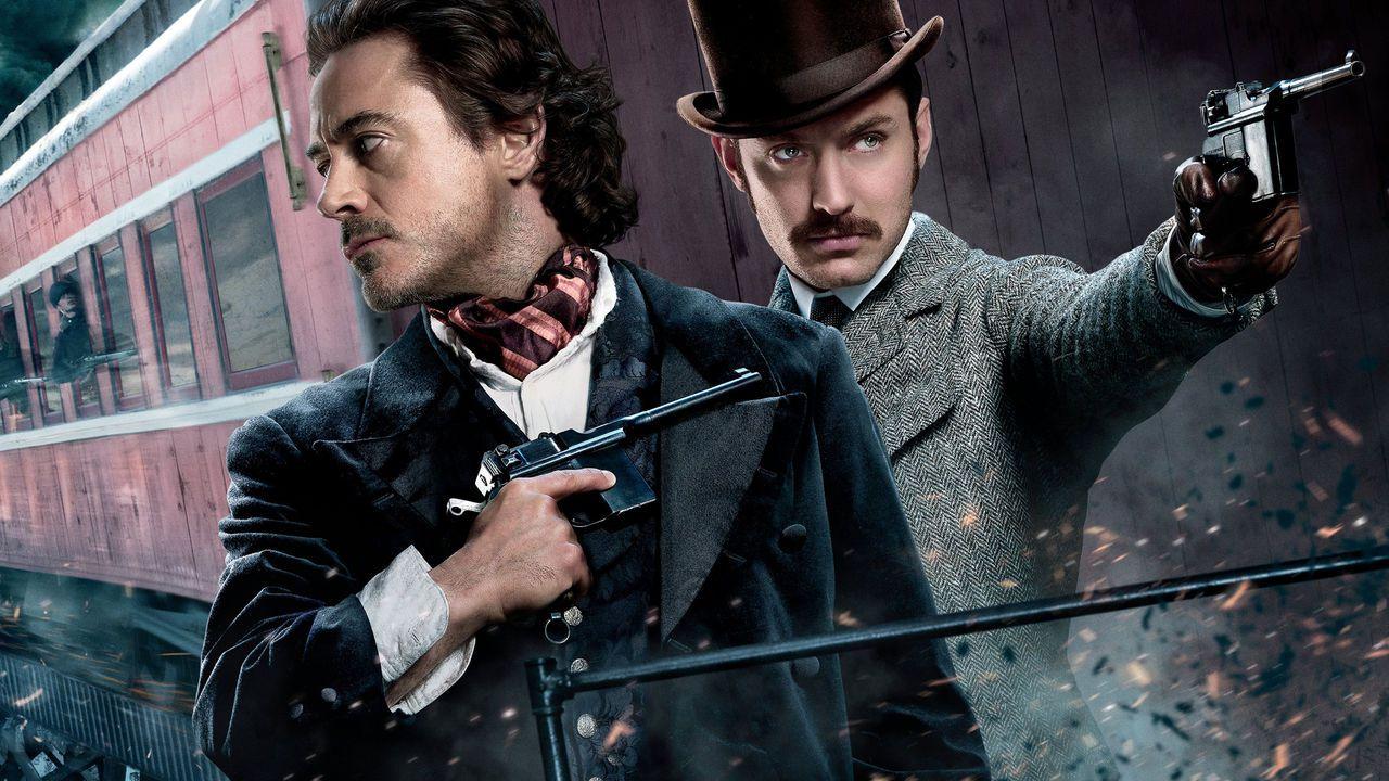 Sherlock Holmes 3, primi dettagli della trama del film con Robert Downey Jr e Jude Law