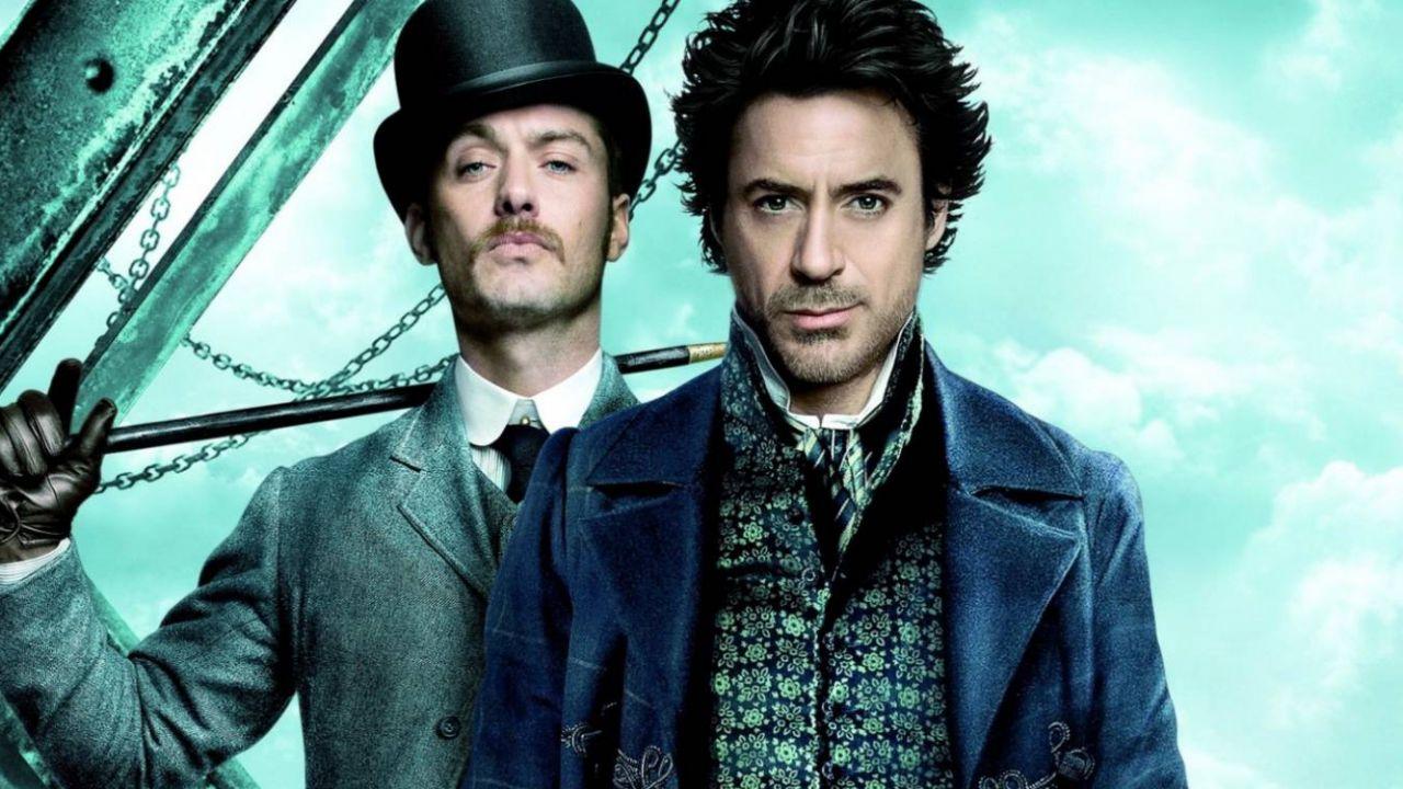 Sherlock Holmes 3: un team di sceneggiatori all'opera per il film