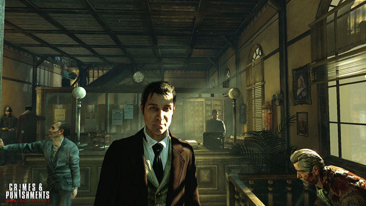 Sherlock Holmes: Crimes & Punishments, annunciato il periodo di uscita