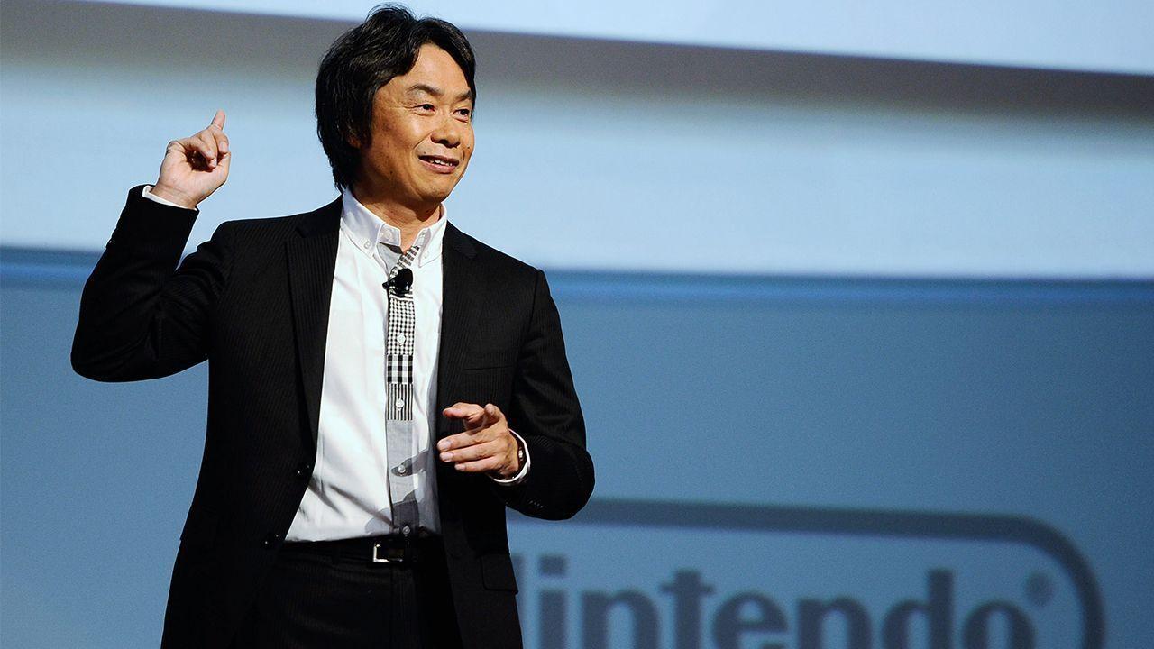 Shigeru Miyamoto e Universal Studios sono in collaborazione?