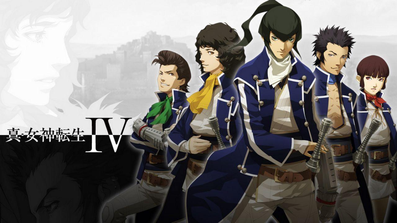 Shin Megami Tensei IV arriva ufficialmente in Europa soltanto in digitale