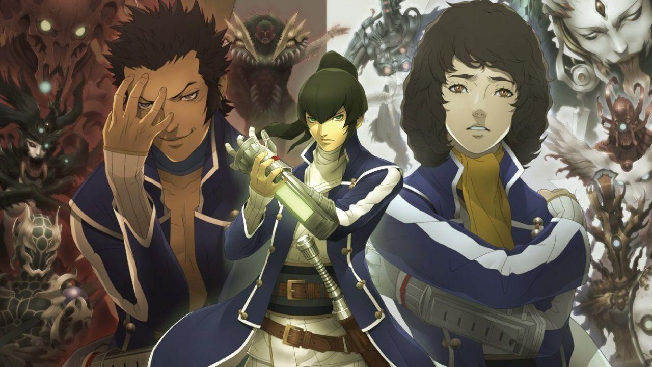 Shin Megami Tensei IV Final: ecco i primi screenshot del gioco