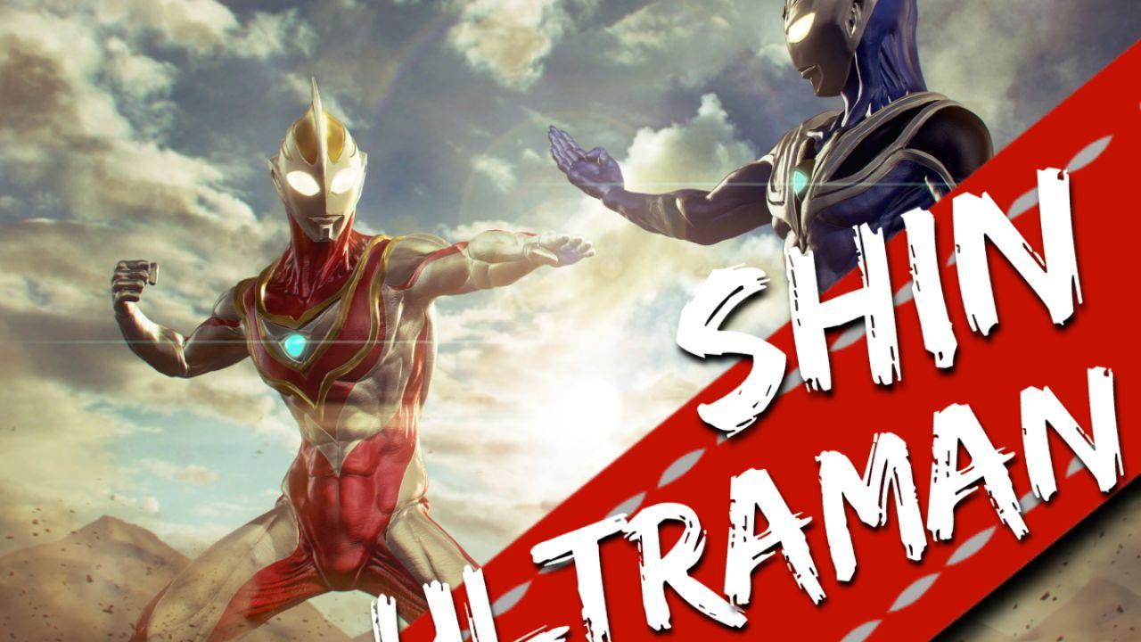 Shin Ultraman: presentato il cast di attori al lavoro sulla pellicola