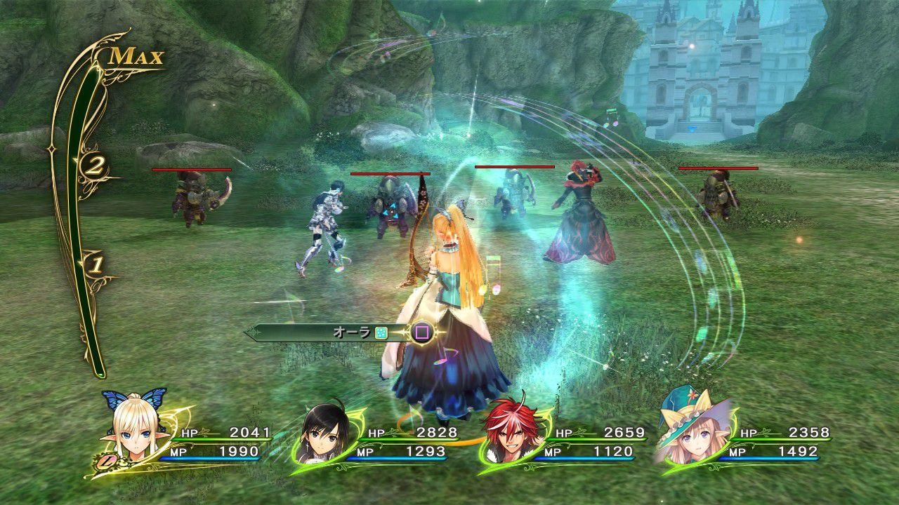 Shining Resonance, nuove immagini per le due protagoniste e i nemici