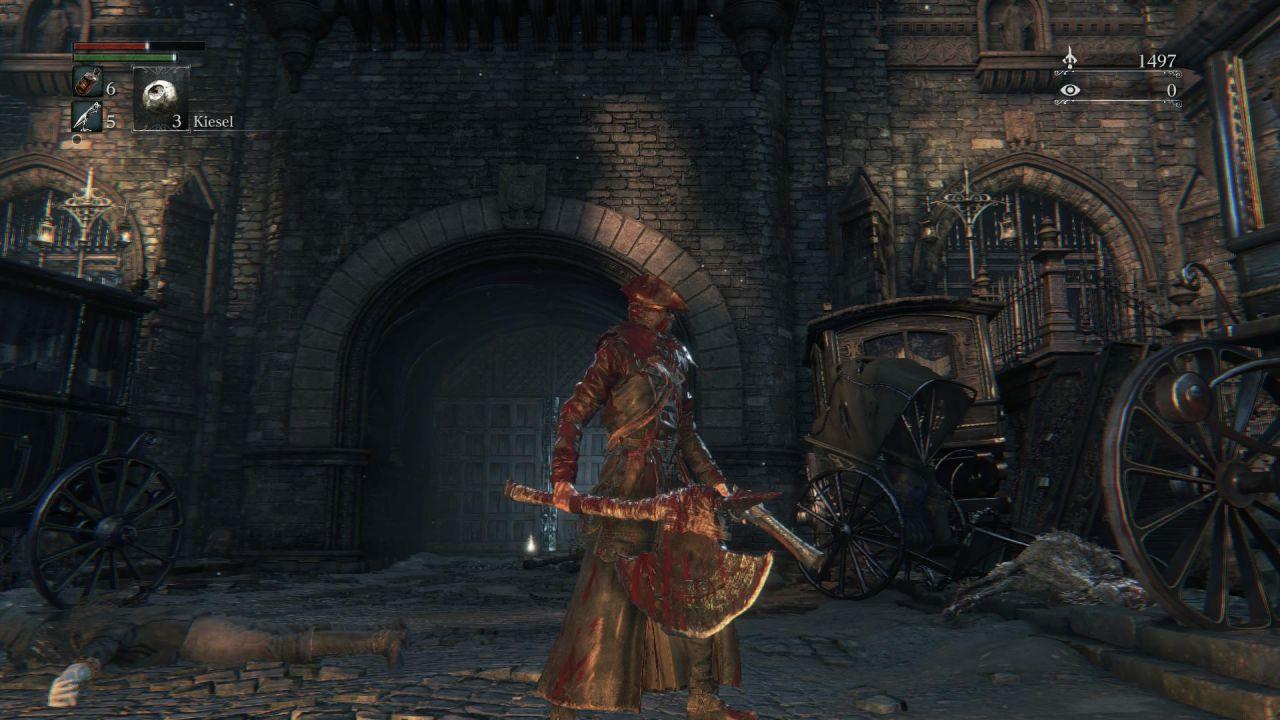 Shuhei Yoshida invita i giocatori di Bloodborne a cimentarsi con i suoi dungeon