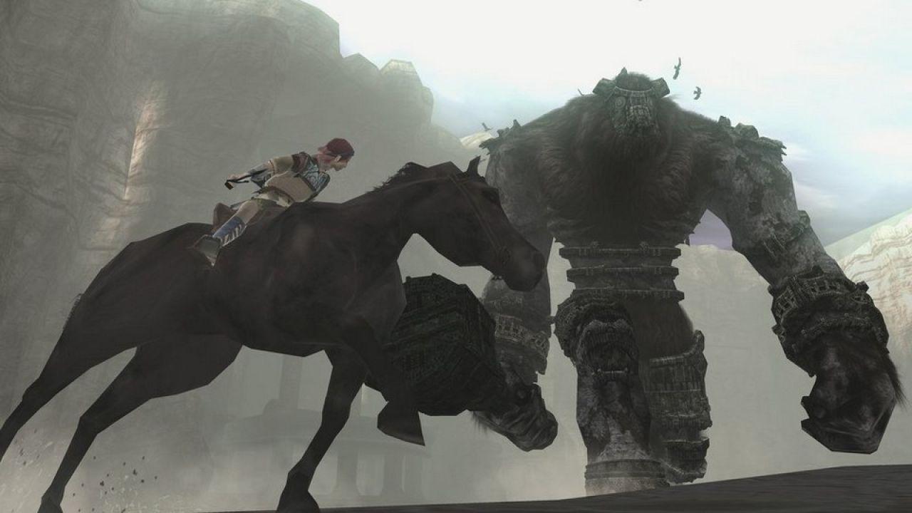 Shuhei Yoshida mostra ICO HD su PS Vita