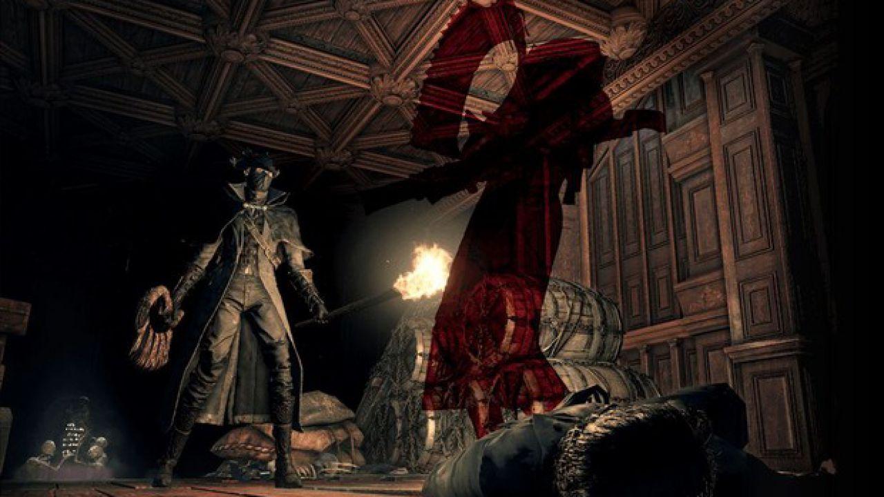 Shuhei Yoshida ha platinato Bloodborne