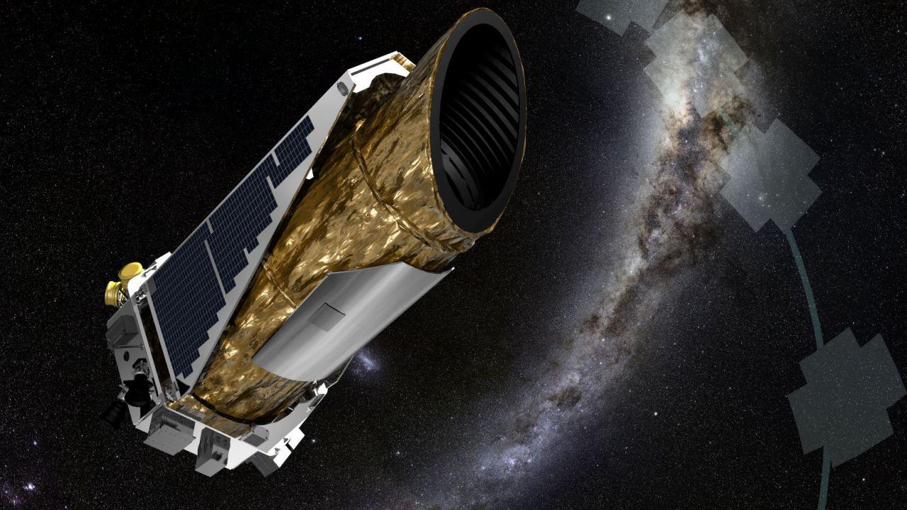 Si chiude un capitolo dell'astronomia: Kepler è stato disattivato