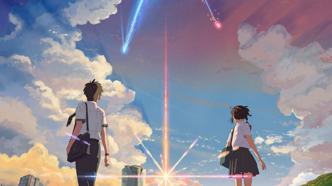 Si conclude Your Name. Another Side:Earthbound, il manga spin-off del film