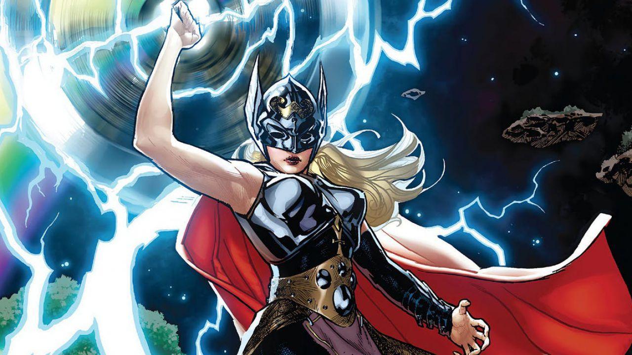 Si, Taika Waititi ha già terminato lo script di Thor: Love And Thunder