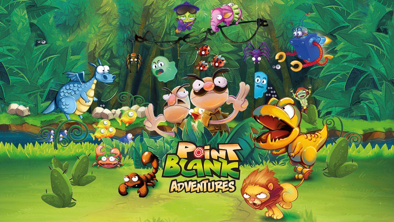 Si torna a sparare con Point Blank Adventures, ora disponibile su iOS e Android