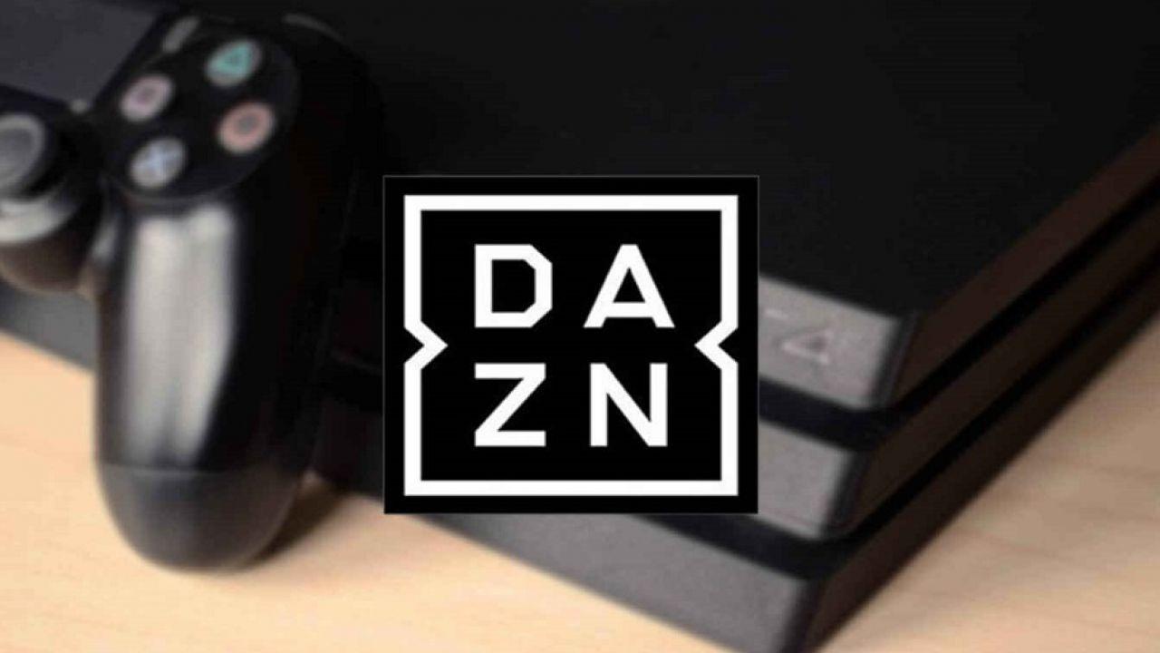 Si può vedere DAZN su PlayStation 4 e PlayStation 5?