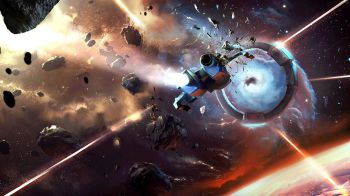 Sid Meier's Starships: artwork e screenshot del gioco