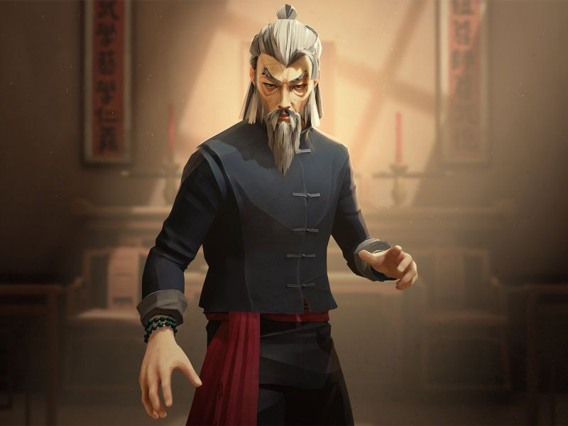 SIFU at the Future Games Show: kung-fu ages in the new trailer