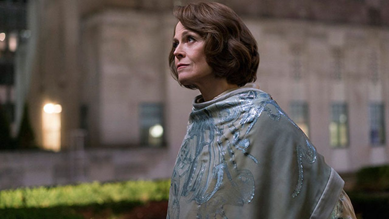 Sigourney Weaver, la star di Alien favorevole allo streaming in epoca COVID-19